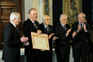 """copyright: Fondazione Balzan """"Premio"""""""