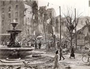 August 1943 Piazza Fontana