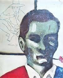 Selbstporträt von 1947