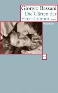 """""""Die Gärten der Finzi-Contini"""" bei Wagenbach"""