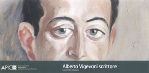 Einladung zu einer Tagung über Alberto Vigevani an der Universität Mailand 2009