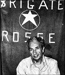 März 1978: Von den Roten Brigaden entführt