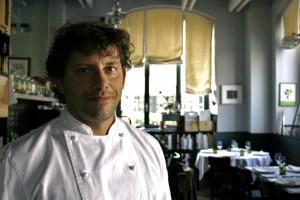 Küchenchef Cesare Battisti