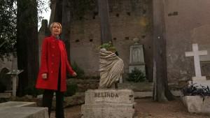 Amanda Thursfield, Direktorin des protestantischen Friedhofs