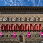 Umstritten: eine Arbeit von Ai Weiwei am palazzo Strozzi