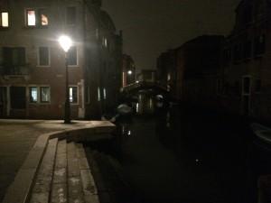 Venezianische Nachstimmung