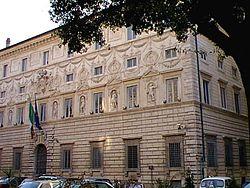 Palazzo Spada in Rom, Sitz des Consiglio di Stato