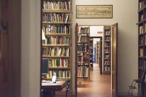 Jedes Jahr 7000 Bände mehr - Bibliothek des KHI