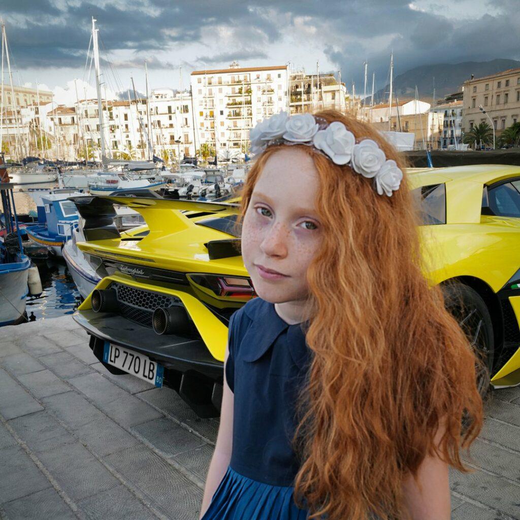 © Letizia Battaglia/Lamborghini